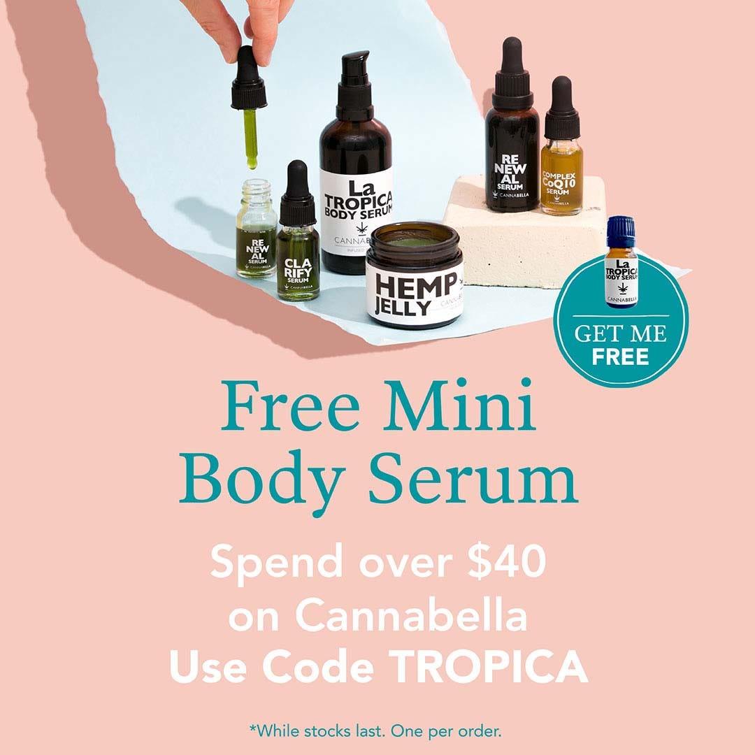Free Body Serum