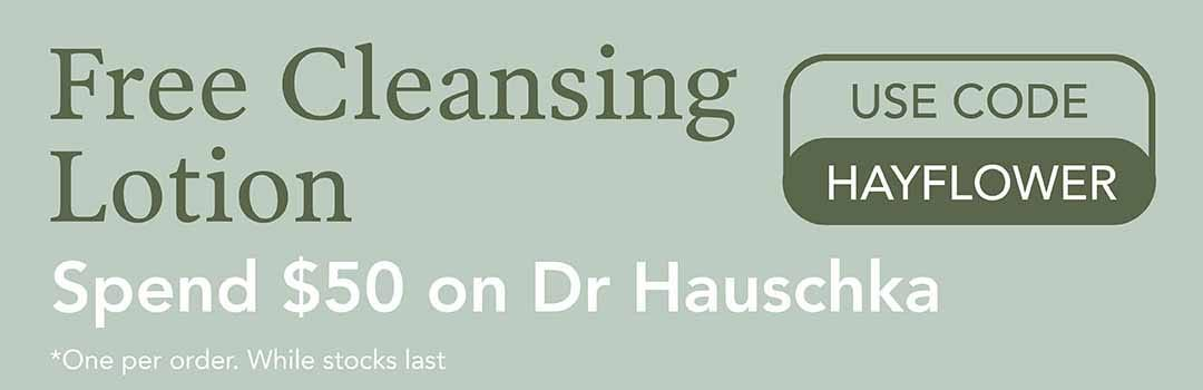 Free Gift from Dr Hauschka