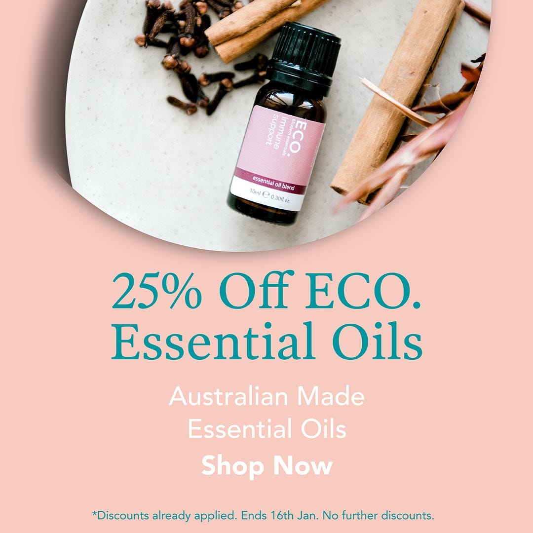 25% Off ECO.