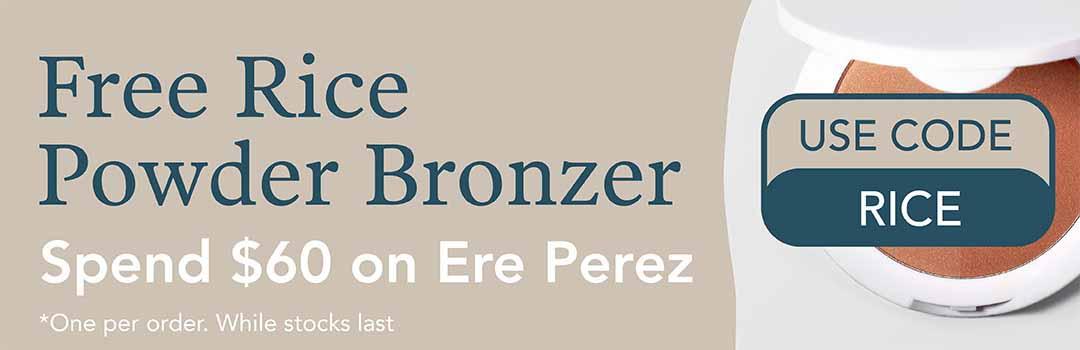 Free bronzer