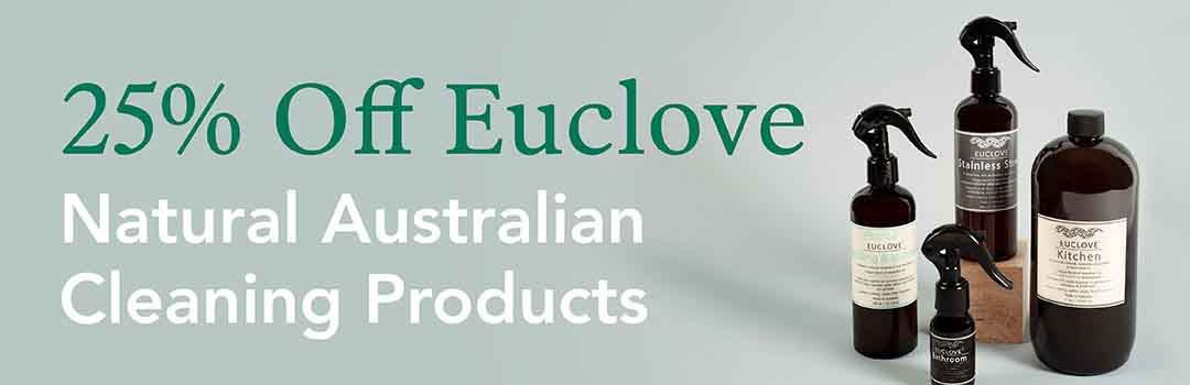 25% Off Euclove