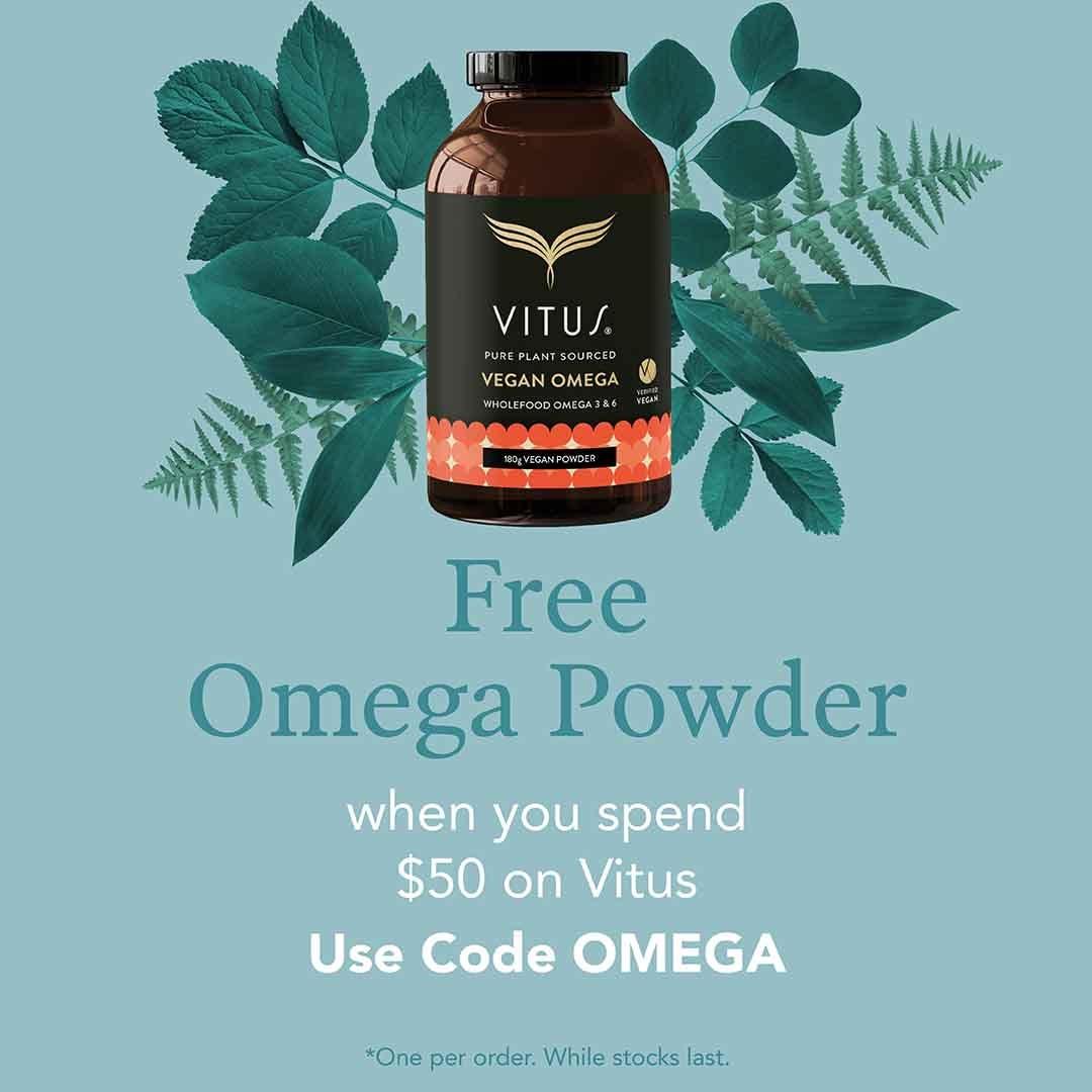 Free Omega Powder
