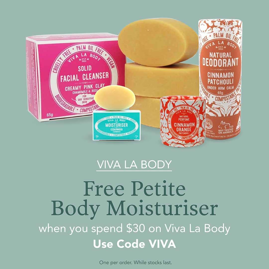 Free Gift From Viva La Body