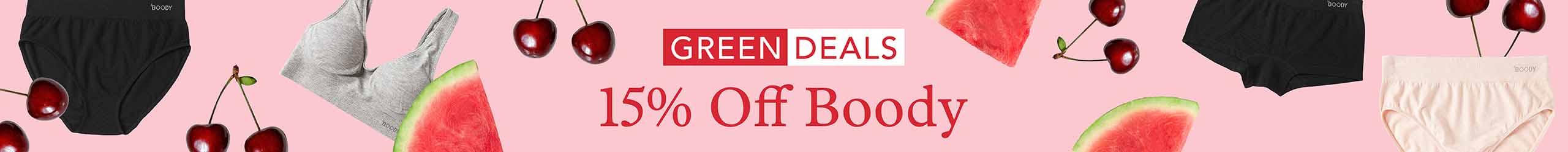 Boody Bamboo Underwear | Flora & Fauna