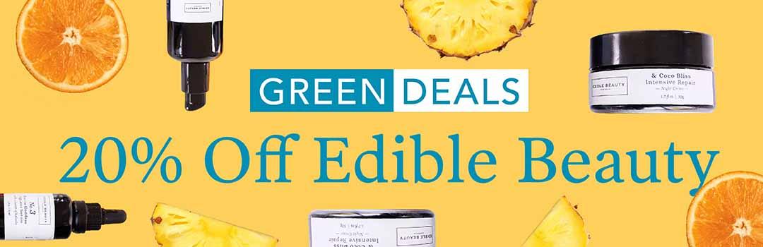 20% Off Edible Beauty