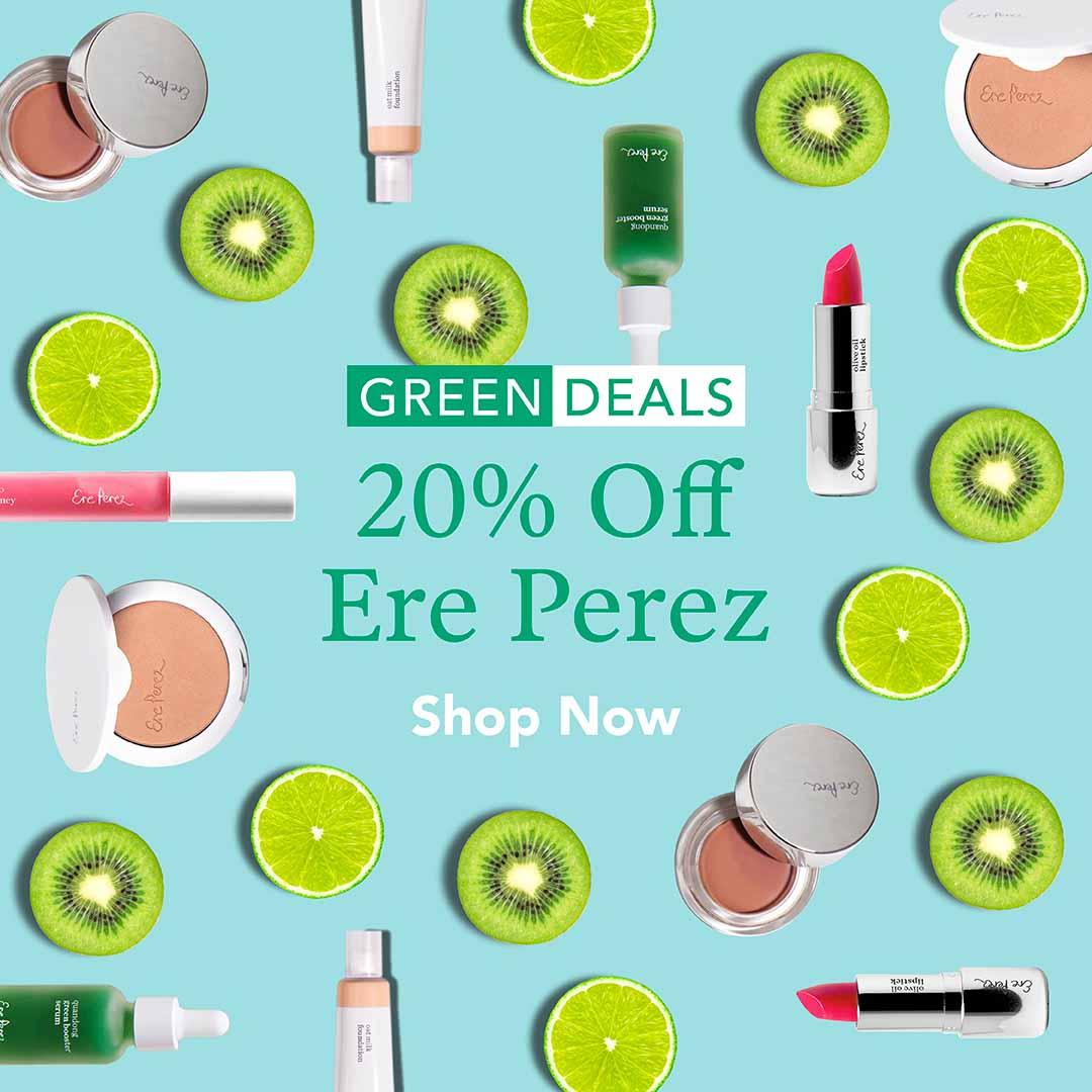20% Off Ere Perez