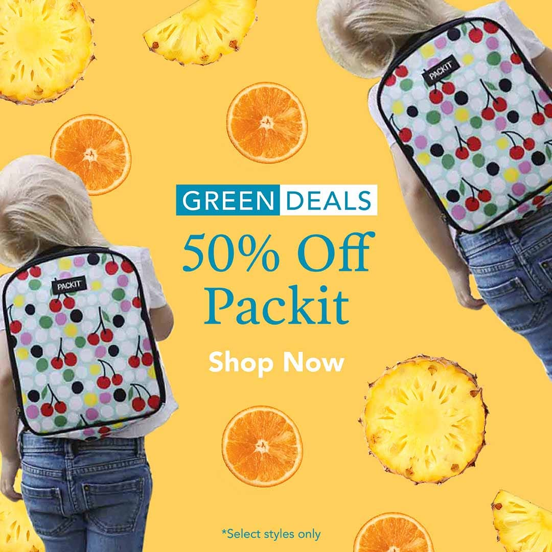50% Off Select Packit