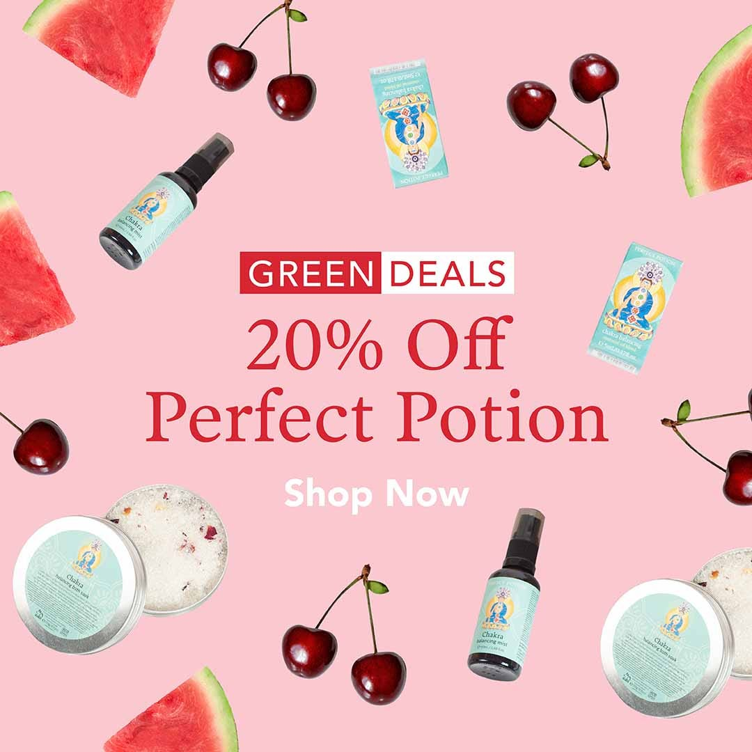 20% Off Perfect Potion