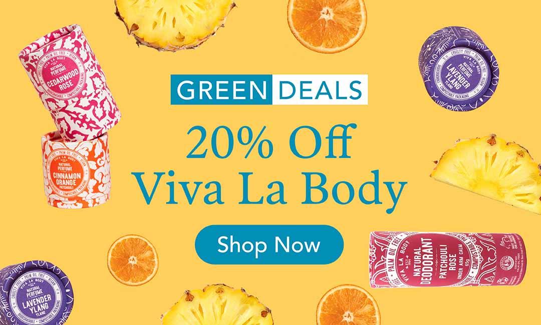 20% Off Viva La Body