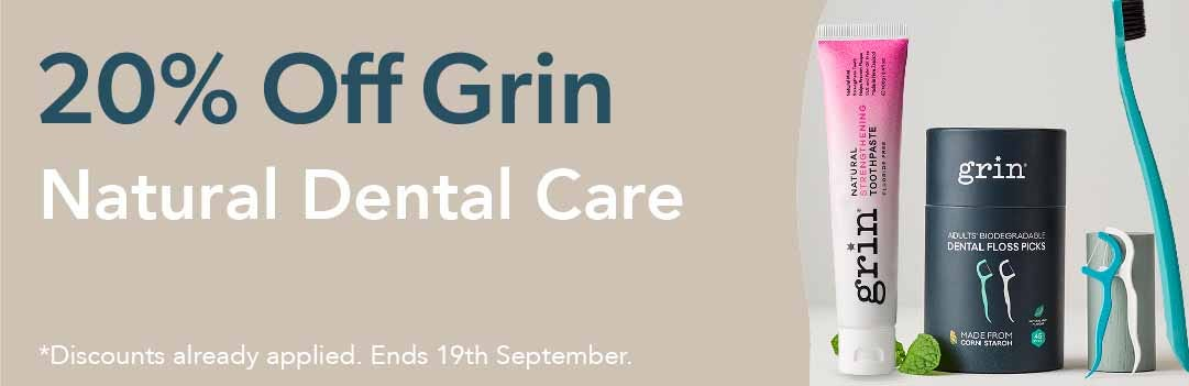 20% Off Grin