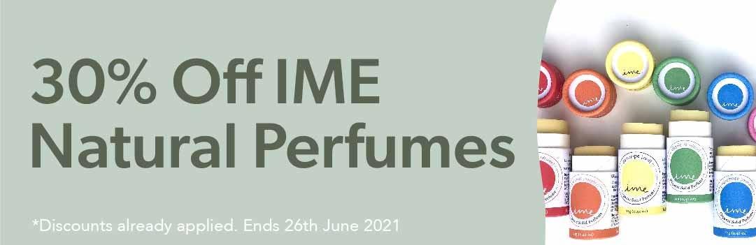 30% Off IME Perfumes