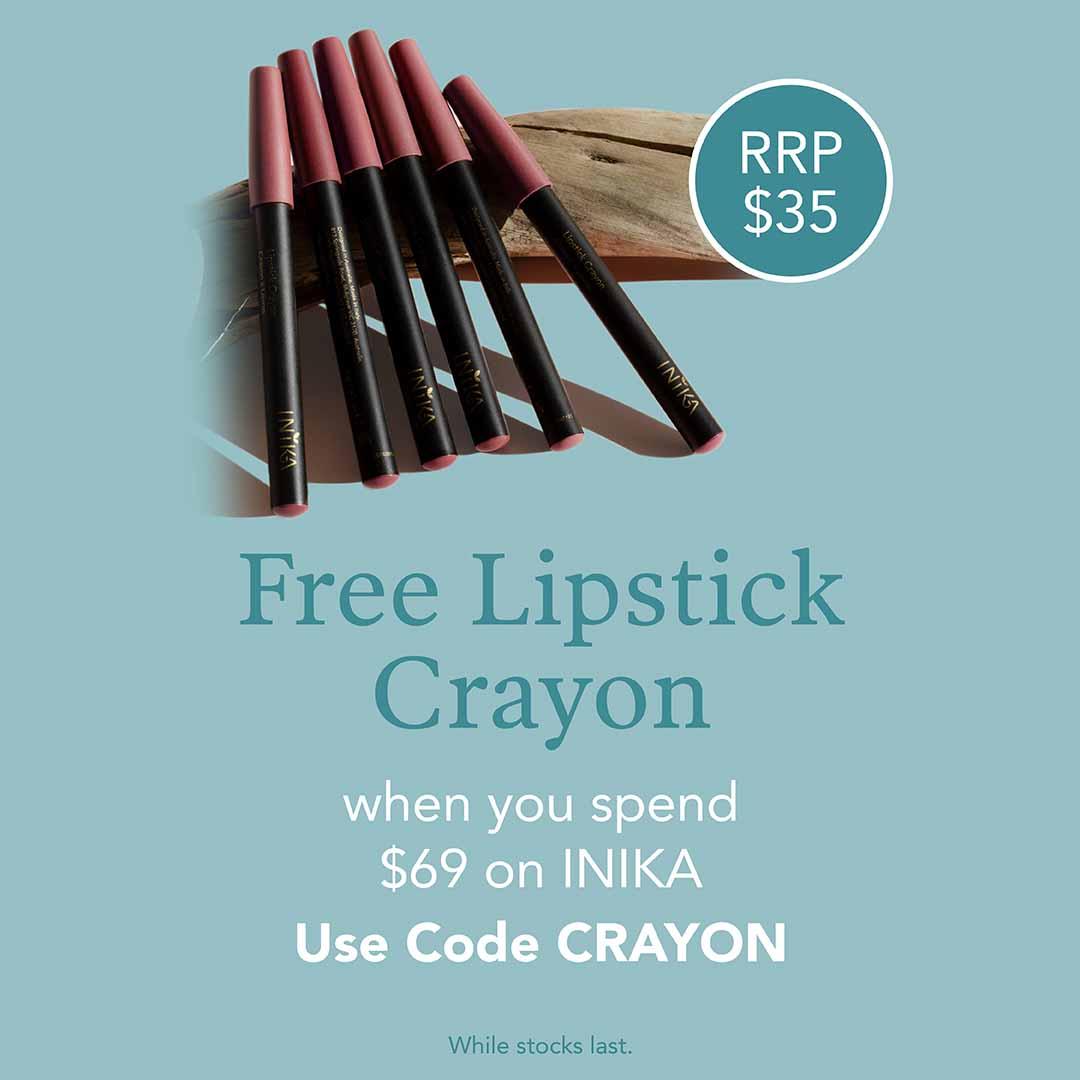 Free Lip Crayon