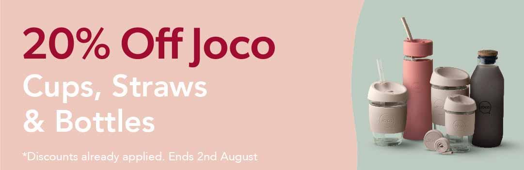 20% Off Joco