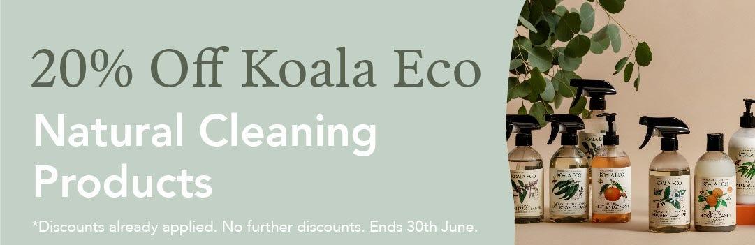 20% Off Koala Eco