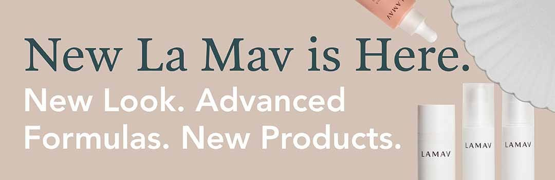New La Mav Organic Skincare