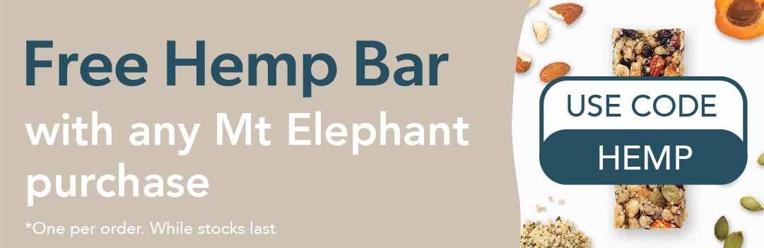Free Hemp Bar