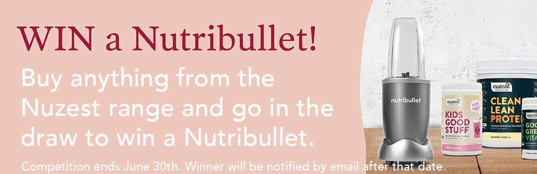 Win a Nutribullet