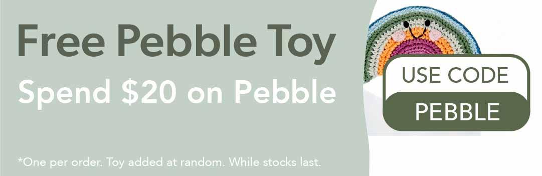 Free Pebble Toy