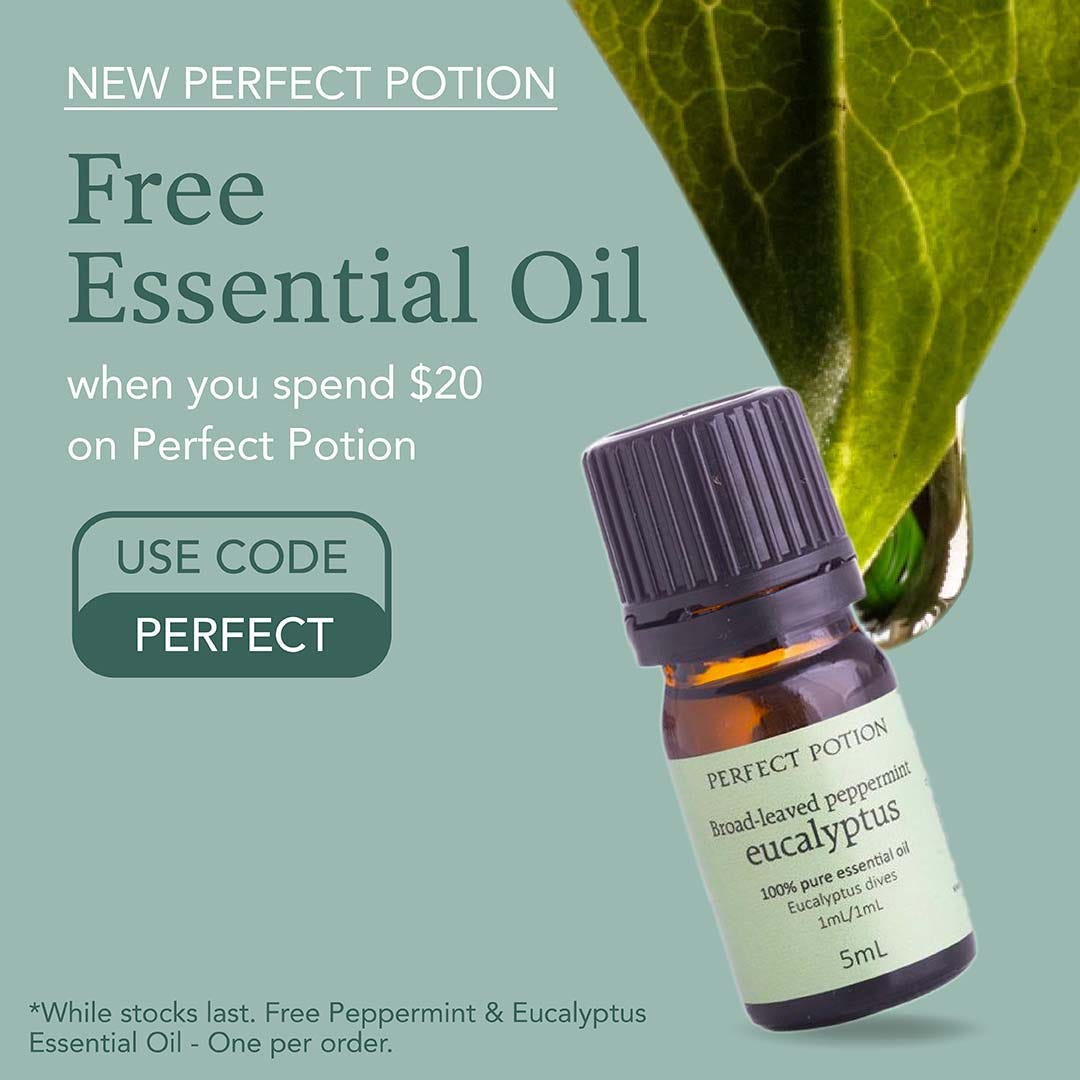 Free Gift from Perfect Potion