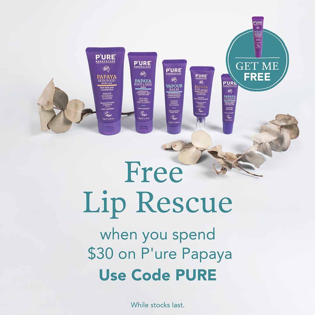 Free Lip Rescue