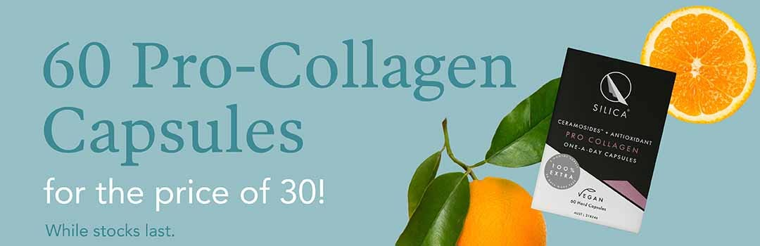 Free Pro-Collagen Capsules