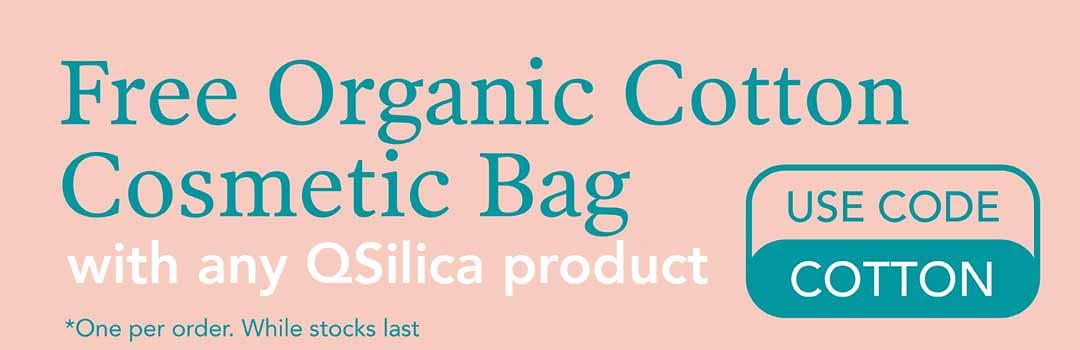 Free cotton Bag