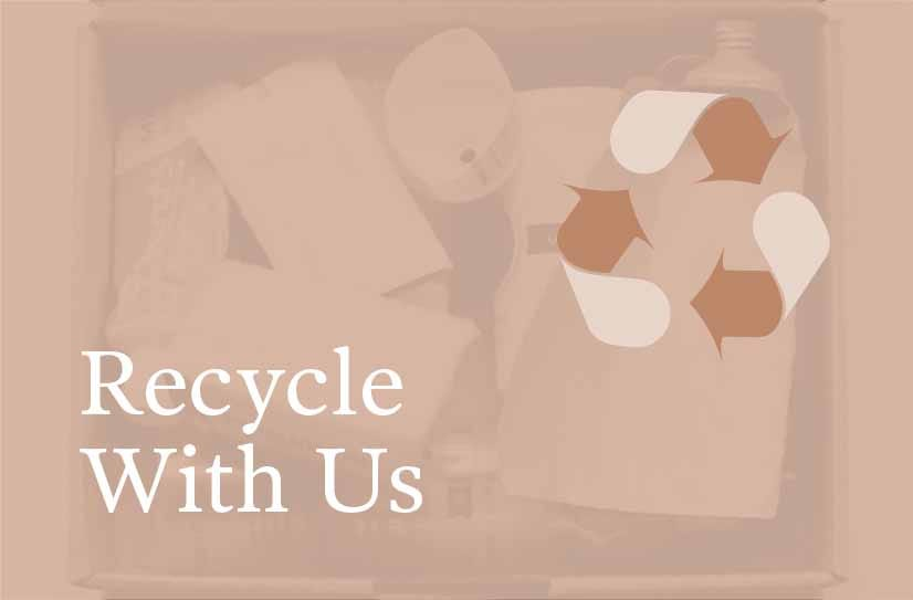Recycle with Flora & Fauna
