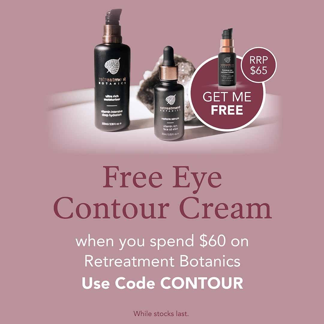 Free Eye Cream