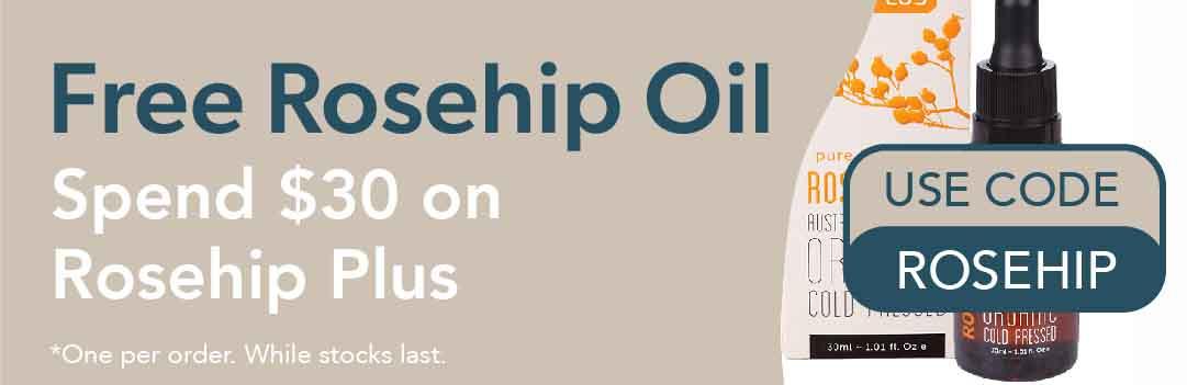 Free Rosehip Oil