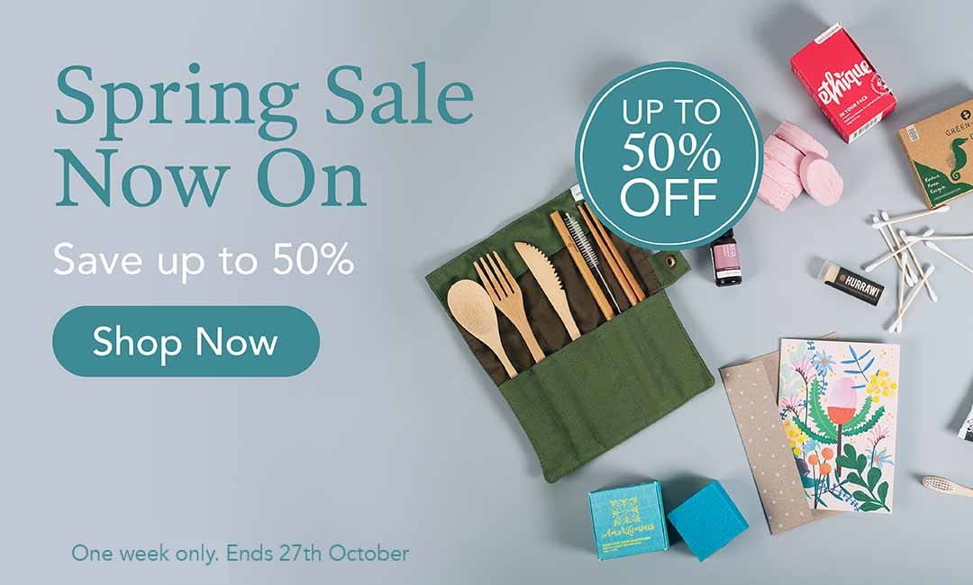 Up to 50% Off in our sale