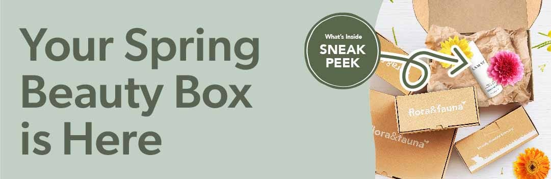 Your Spring Beauty Box is Here