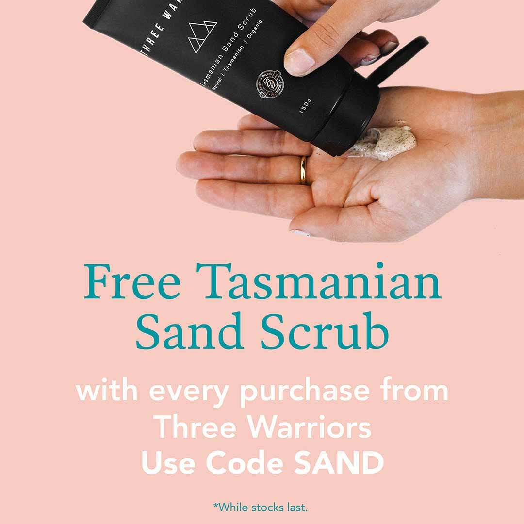 Free Sand Scrub