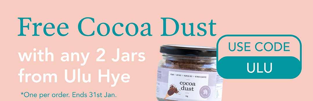 Free Cocoa Dust