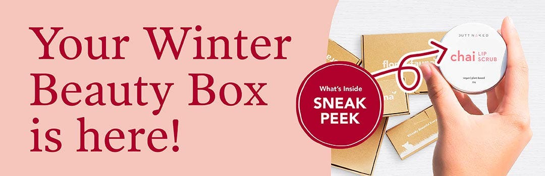 Your Beauty Box is Here