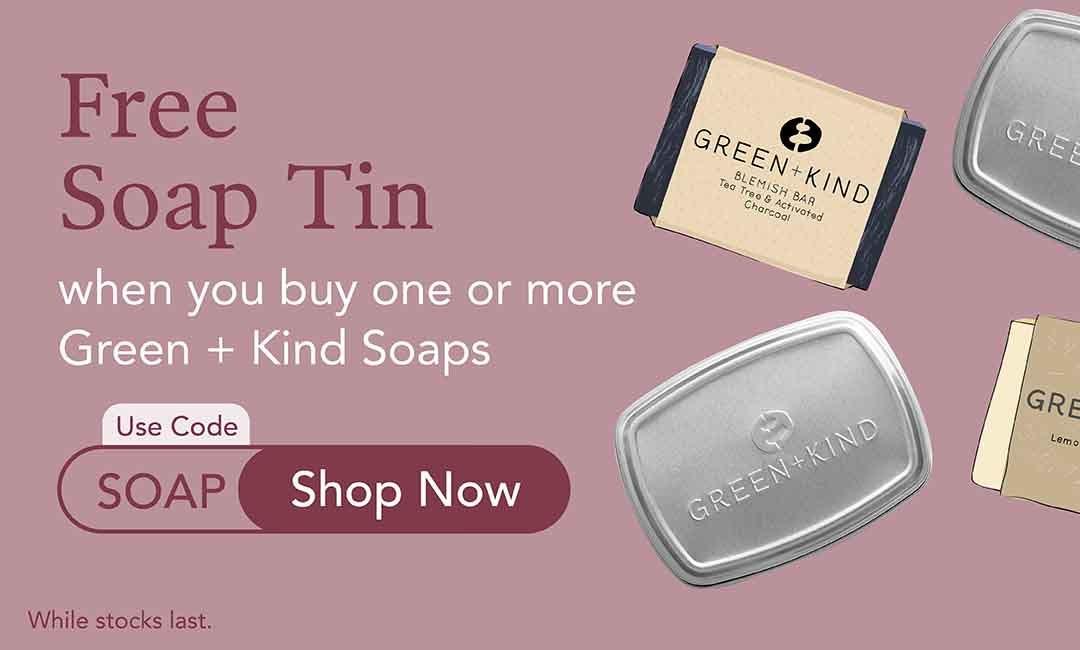 Free Soap Tin